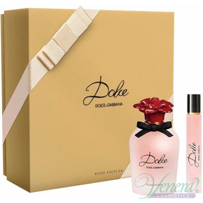 Dolce&Gabbana Dolce Rosa Excelsa Комплект (EDP 30ml + EDP 7.4ml Roll-on) за Жени Дамски Комплекти