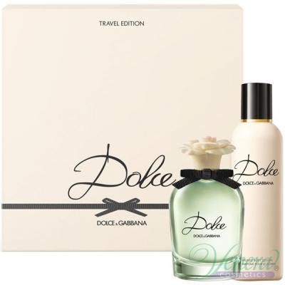 Dolce&Gabbana Dolce Set (EDP 75ml + BL 100ml) pentru Femei Seturi