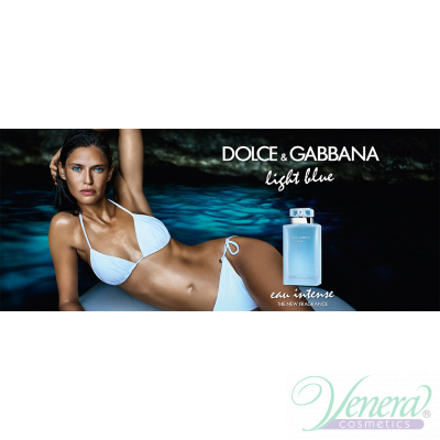 Dolce&Gabbana Light Blue Eau Intense EDP 25ml за Жени Дамски Парфюми