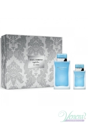 Dolce&Gabbana Light Blue Eau Intense Set (EDP 100ml + EDP 25ml) για γυναίκες