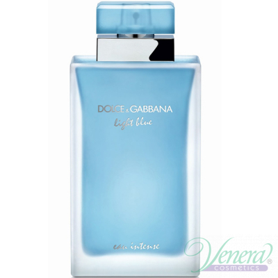 Dolce&Gabbana Light Blue Eau Intense EDP 100ml за Жени БЕЗ ОПАКОВКА