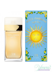Dolce&Gabbana Light Blue Sun EDT 100ml για γυναίκες