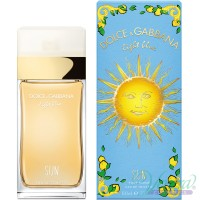 Dolce&Gabbana Light Blue Sun EDT 100ml за Жени Дамски Парфюми