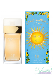 Dolce&Gabbana Light Blue Sun EDT 50ml για γυναίκες