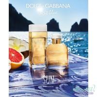 Dolce&Gabbana Light Blue Sun EDT 100ml за Жени БЕЗ ОПАКОВКА Дамски Парфюми без опаковка