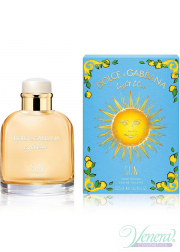 Dolce&Gabbana Light Blue Sun Pour Homme EDT 125ml για άνδρες