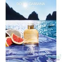 Dolce&Gabbana Light Blue Sun Pour Homme EDT 125ml за Мъже Мъжки Парфюми