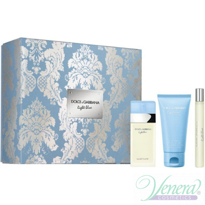 Dolce&Gabbana Light Blue Комплект (EDT...