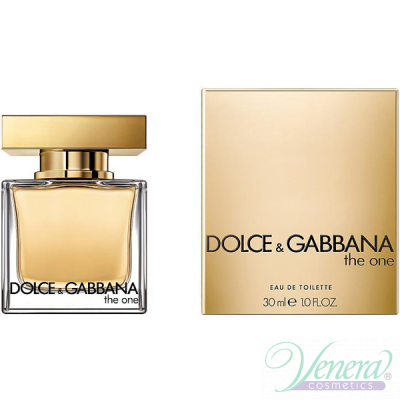 Dolce&Gabbana The One Eau de Toilette EDT 30ml за Жени