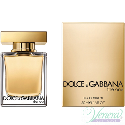 Dolce&Gabbana The One Eau de Toilette EDT 50ml за Жени Дамски Парфюми
