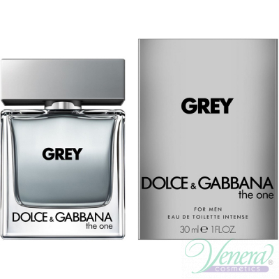 Dolce&Gabbana The One Grey EDT Intense 30ml за Мъже Мъжки Парфюми