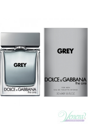 Dolce&Gabbana The One Grey EDT Intense 50ml για άνδρες