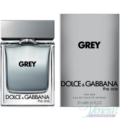 Dolce&Gabbana The One Grey EDT Intense 50ml за Мъже Мъжки Парфюми
