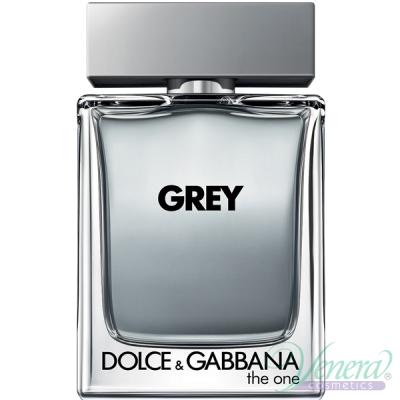 Dolce&Gabbana The One Grey EDT Intense 100ml за Мъже БЕЗ ОПАКОВКА Мъжки Парфюми без опаковка