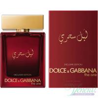 Dolce&Gabbana The One Mysterious Night EDP 100ml για άνδρες Ανδρικά Αρώματα