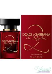 Dolce&Gabbana The Only One 2 EDP 30ml για γυναίκες