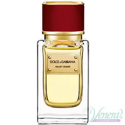 Dolce&Gabbana Velvet Desire EDP 50ml за Жени БЕЗ ОПАКОВКА Дамски Парфюми без опаковка