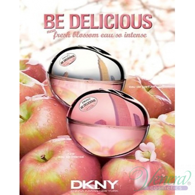 DKNY Be Delicious Fresh Blossom Eau So Intense EDP 50ml за Жени Дамски Парфюми