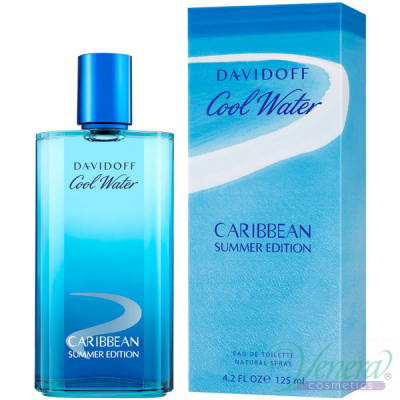 Davidoff Cool Water Caribbean Summer Edition EDT 125ml за Мъже Мъжки Парфюми