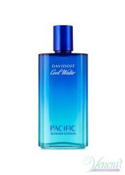 Davidoff Cool Water Pacific Summer EDT 125ml για άνδρες ασυσκεύαστo Προϊόντα χωρίς συσκευασία