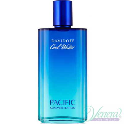 Davidoff Cool Water Pacific Summer EDT 125ml за Мъже БЕЗ ОПАКОВКА Мъжки Парфюми без опаковка