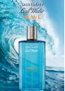 Davidoff Cool Water Wave EDT 200ml за Мъже Мъжки парфюми