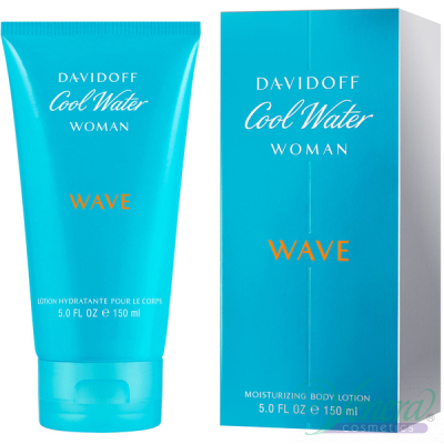 Davidoff Cool Water Woman Wave Body Lotion 150ml pentru Femei Women's face and body products