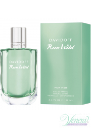 Davidoff Run Wild for Her EDP 100ml για γυναίκες