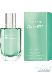 Davidoff Run Wild for Her EDP 50ml για γυναίκες