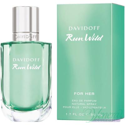 Davidoff Run Wild for Her EDP 50ml за Жени