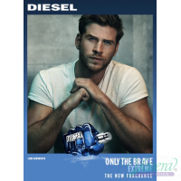 Diesel Only The Brave Extreme EDT 75ml for Men Men's Fragrance