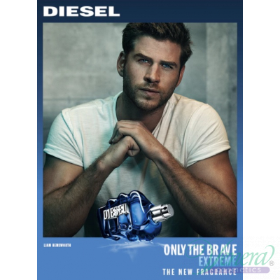 Diesel Only The Brave Extreme EDT 75ml за Мъже Мъжки Парфюми