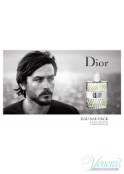 Dior Eau Sauvage Cologne EDT 100ml για άνδρες ασυσκεύαστo Ανδρικά Аρώματα χωρίς συσκευασία