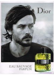 Dior Eau Sauvage Parfum 2017 EDP 100ml για άνδρες ασυσκεύαστo Αρσενικά Αρώματα Χωρίς Συσκευασία