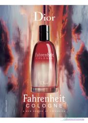 Dior Fahrenheit Cologne EDT 125ml για άνδρες Ανδρικά Аρώματα
