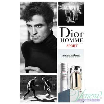 Dior Homme Sport Very Cool Spray EDT 100ml за Мъже Мъжки Парфюми