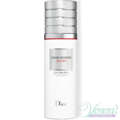 Dior Homme Sport Very Cool Spray EDT 100ml pentru Bărbați produs fără ambalaj Produse fără ambalaj