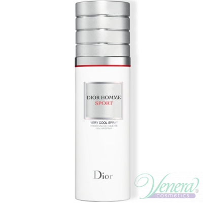 Dior Homme Sport Very Cool Spray EDT 100ml за Мъже БЕЗ ОПАКОВКА Мъжки Парфюми без опаковка