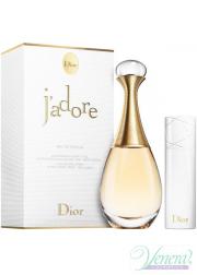 Dior J'adore Set (EDP 75ml + EDP 10ml) για γυναίκες
