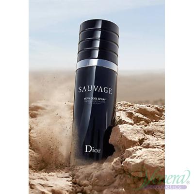 Dior Sauvage Very Cool Spray EDT 100ml за Мъже Мъжки Парфюми