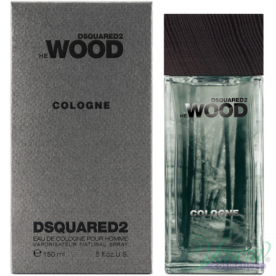Dsquared2 He Wood Cologne EDC 150ml for Men Men's Fragrance