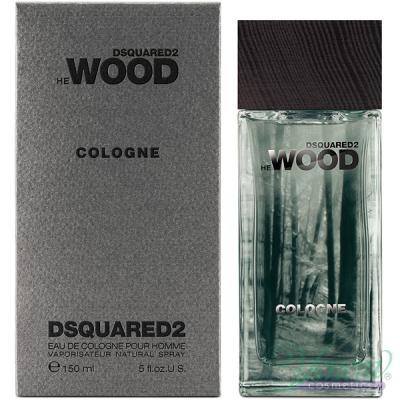Dsquared2 He Wood Cologne EDC 150ml за Мъже Мъжки Парфюми
