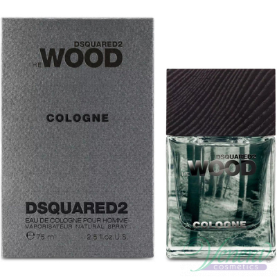 Dsquared2 He Wood Cologne EDC 75ml for Men Men's Fragrance