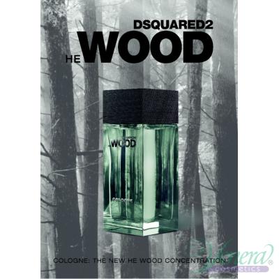 Dsquared2 He Wood Cologne EDC 150ml за Мъже БЕЗ ОПАКОВКА
