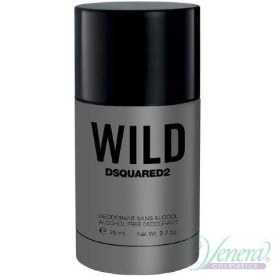 Dsquared2 Wild Deo Stick 75ml за Мъже Мъжки продукти за лице и тяло