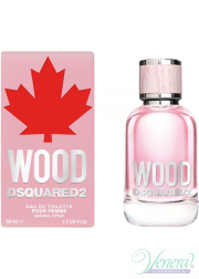 Dsquared2 Wood for Her EDT 50ml για γυναίκες Γυναικεία αρώματα