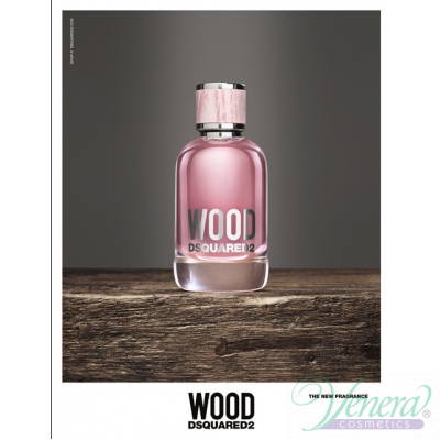 Dsquared2 Wood for Her EDT 100ml за Жени Дамски Парфюми