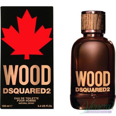 Dsquared2 Wood for Him EDT 100ml за Мъже Мъжки Парфюми