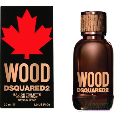 Dsquared2 Wood for Him EDT 30ml за Мъже Мъжки Парфюми