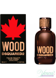 Dsquared2 Wood for Him EDT 50ml για άνδρες Ανδρικά Αρώματα